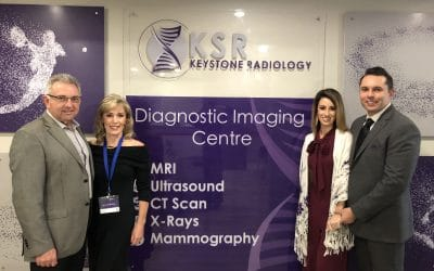 Keystone Radiology Partner with GE Healthcare to Advance Diagnostic Services at MooiMed Hospital